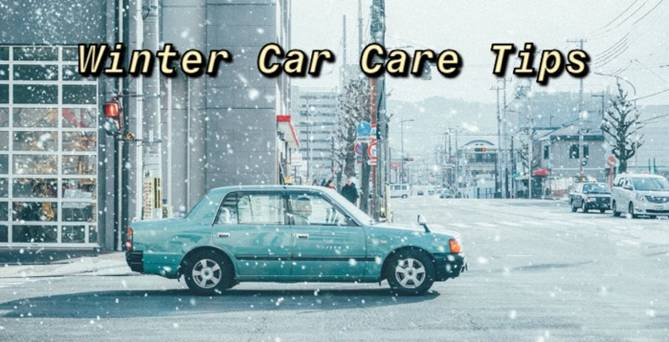 4 Tips To Help Your Car Survive Winter